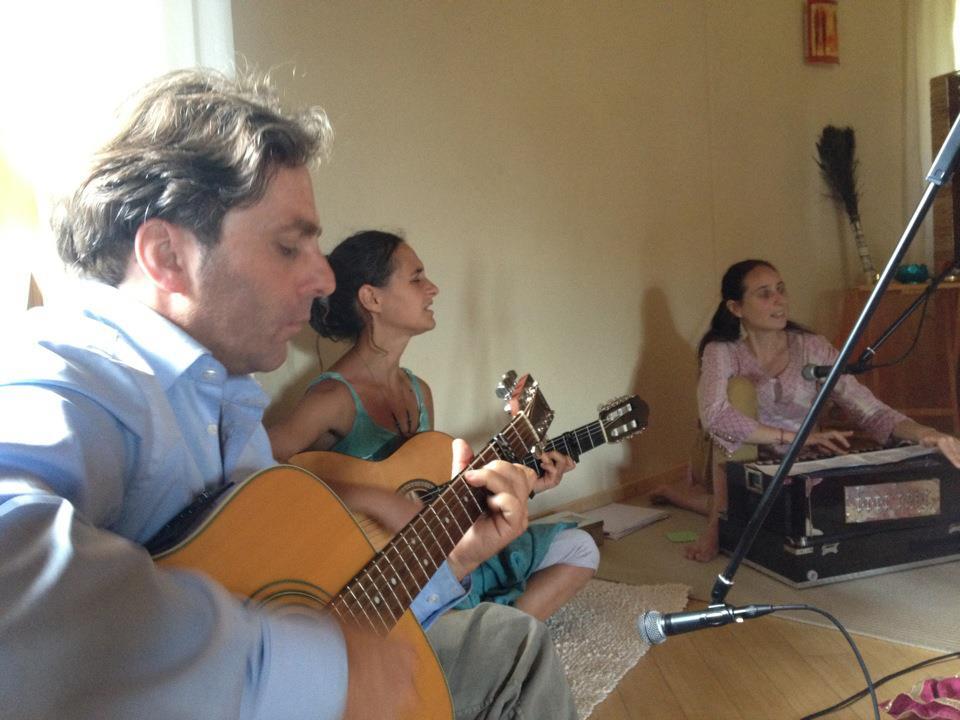 Hanuman Chalisa Gitarren